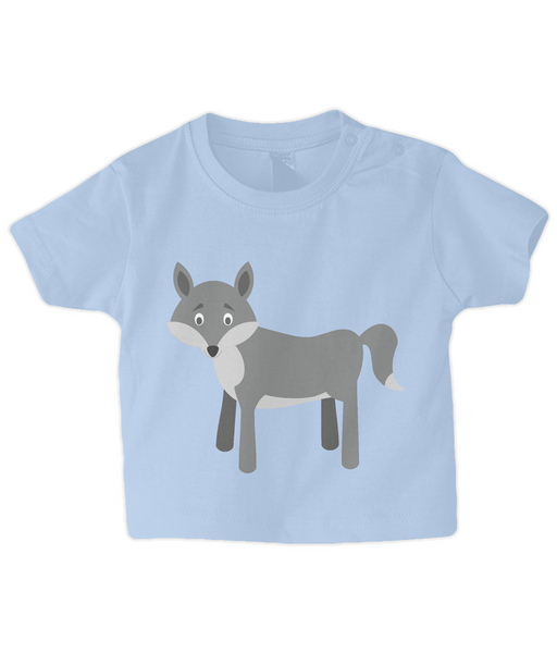 William the Wolf T Shirt