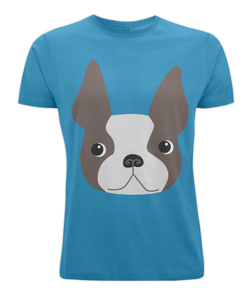 Cheeky Boston Terrier T Shirt