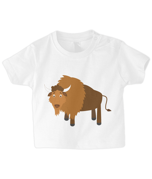 Bernie the Buffalo T Shirt