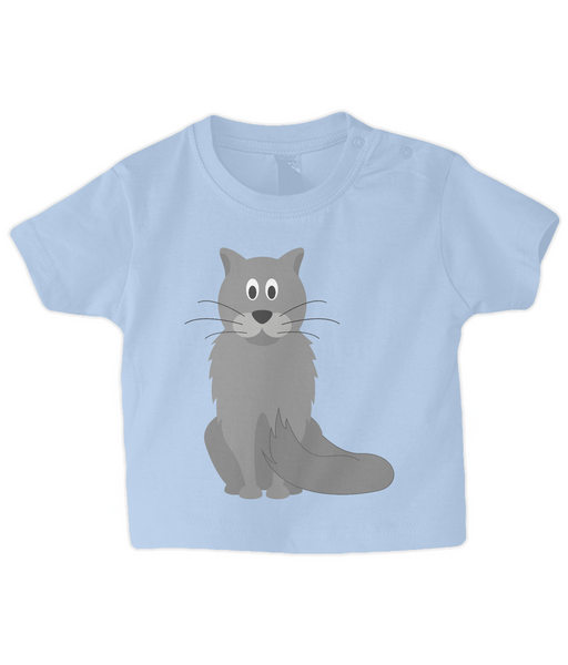 Connor the Cat T Shirt