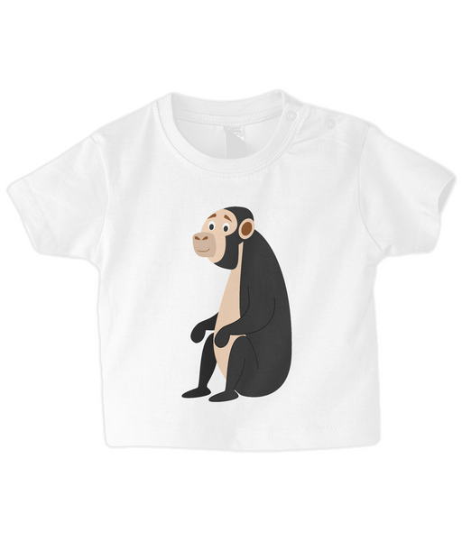 Chloe the Chimpanzee T Shirt