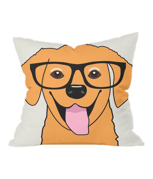 Clever Boy Cushion