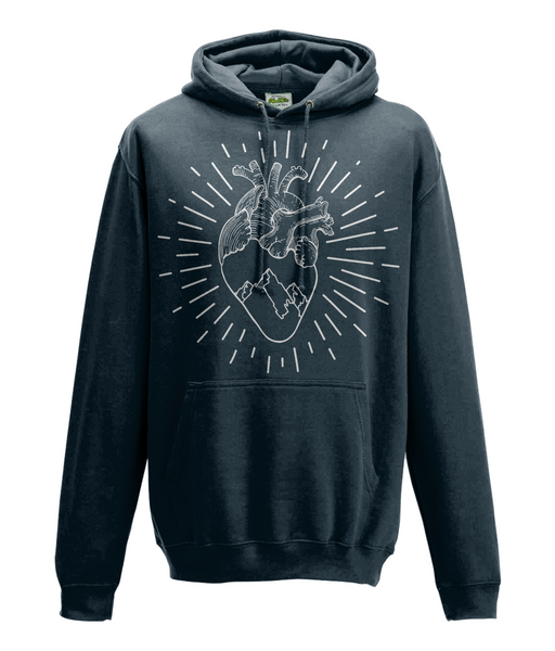 Heart of the Mountain Hoodie