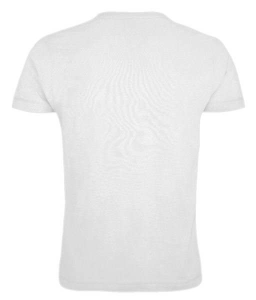 Men's Compass T Shirt White