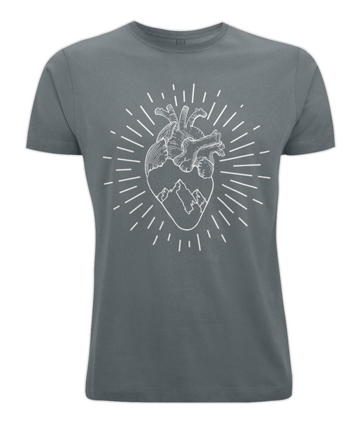 Heart of the Mountain T Shirt