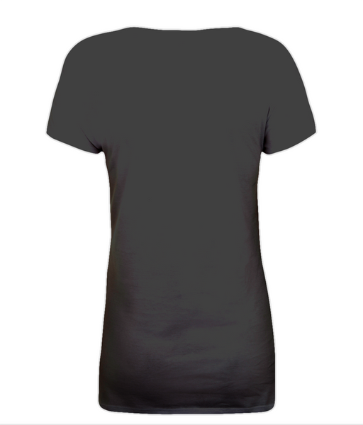 Women's Full Logo T Shirt Black
