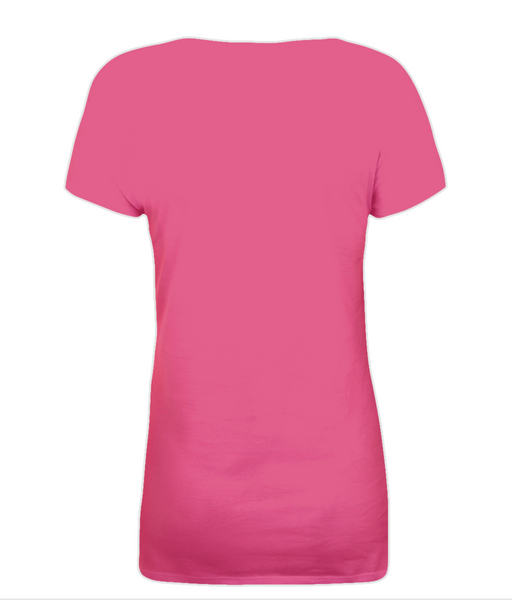 Women's WTB T Shirt Pink