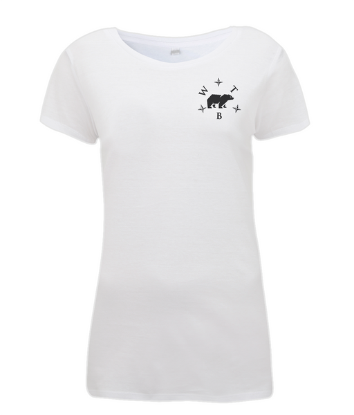 Women's WTB T Shirt White