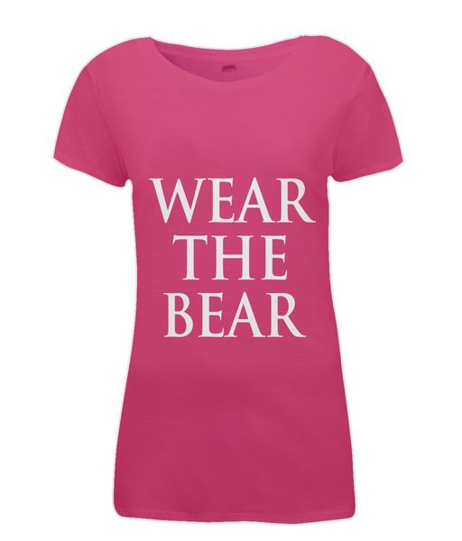 Women's WTB Words T Shirt Pink