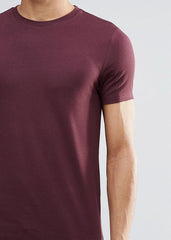 Brown Men  T-Shirt