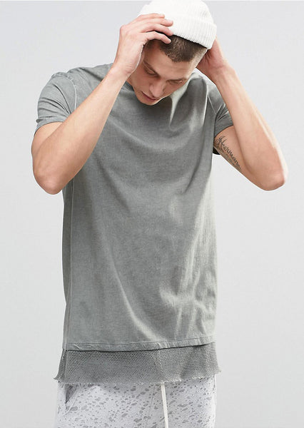 Gray DT  T-Shirt