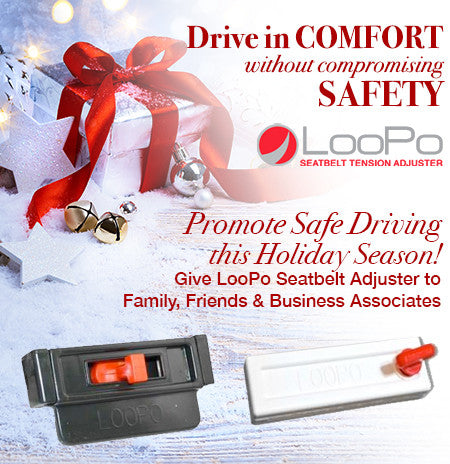 "Promote ""safe driving"" this Holiday Season"