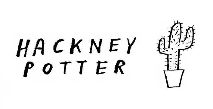 Featuring || Hackney Potter