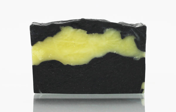 Charcoal and Tea Tree Scrub Organic Soap