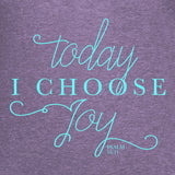 Grace & Truth Choose Joy Hooded T-shirt ™