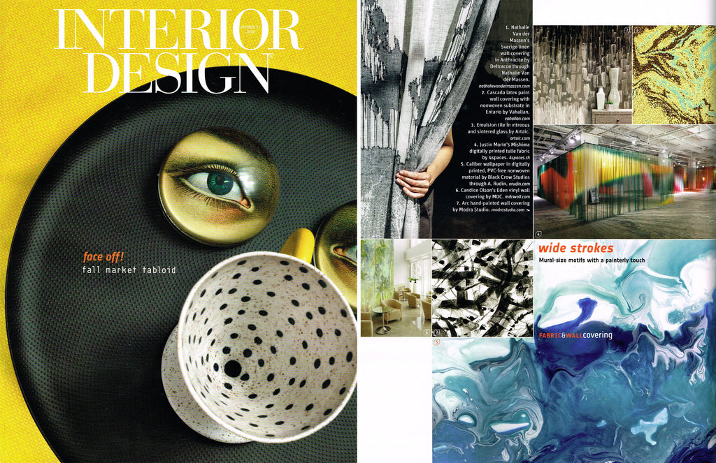 Interior Design Fall Market Tabloid
