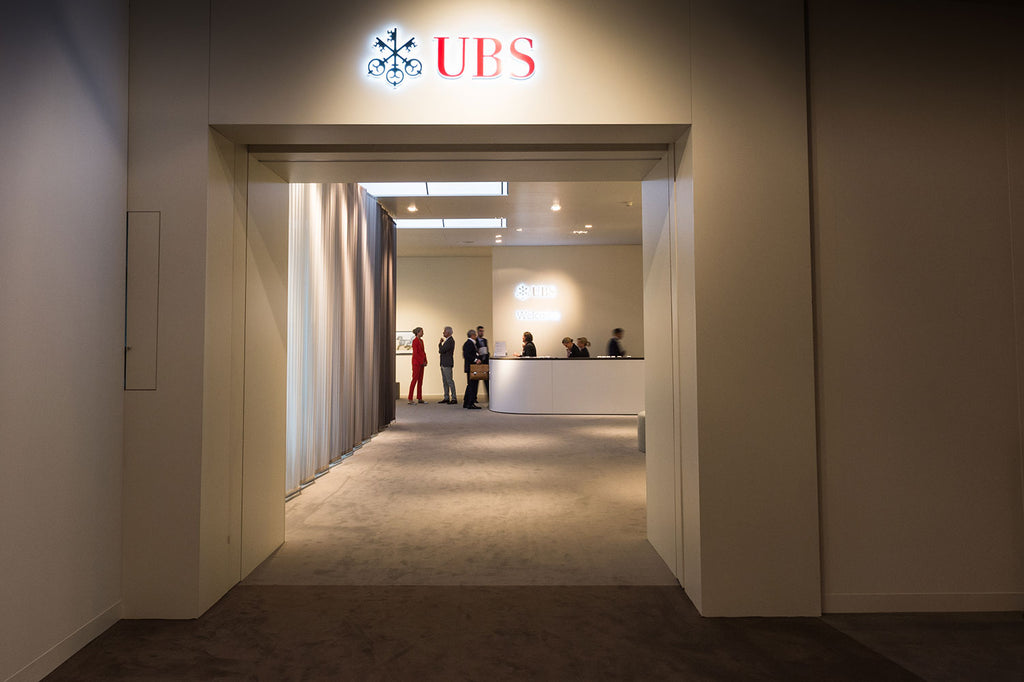 UBS Lounge Art Basel 4Spaces
