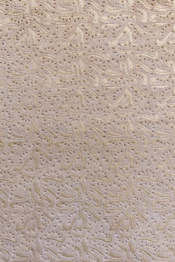 Augustina Cork Fabric Embossed
