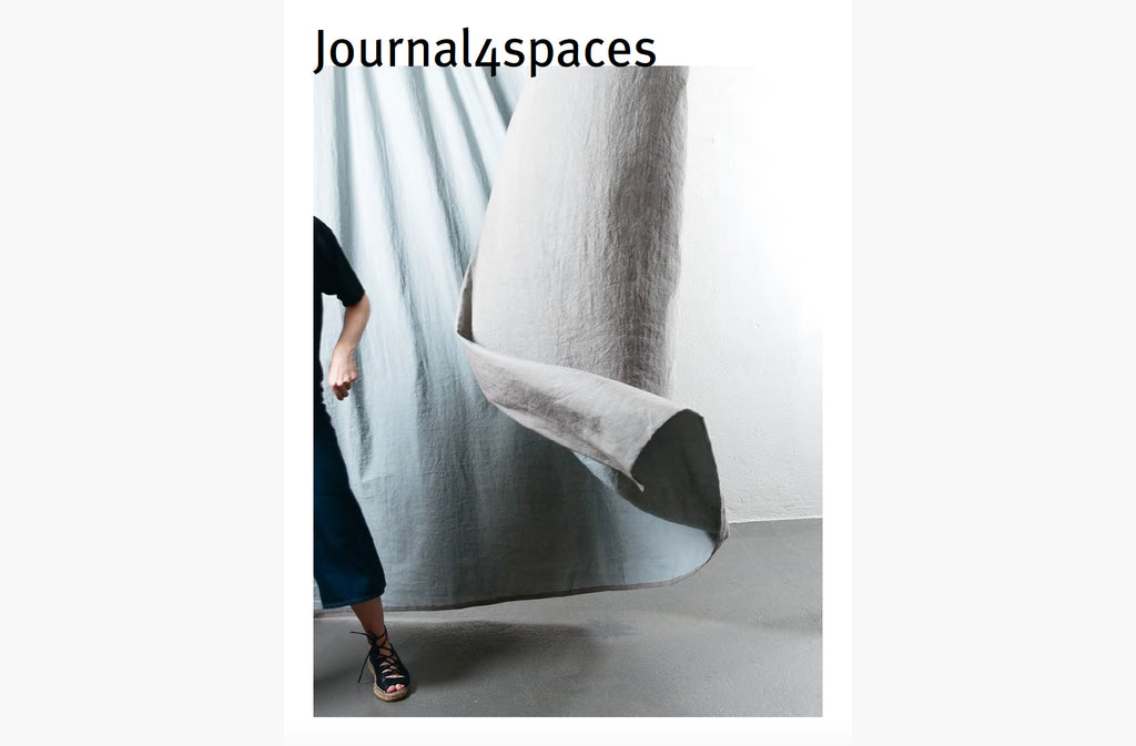 4Spaces Journal 2018 - Newspaper