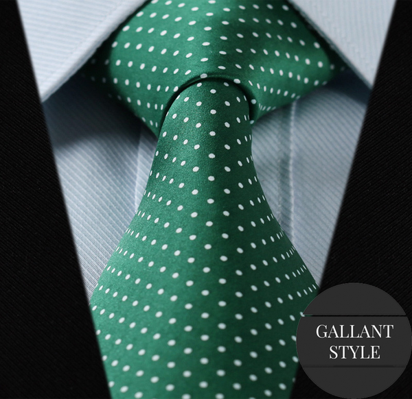 Green Business Tie