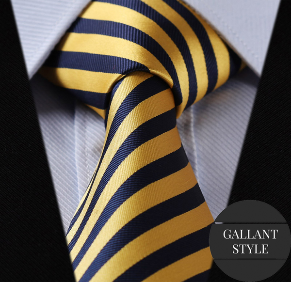 Luxury Striped Tie
