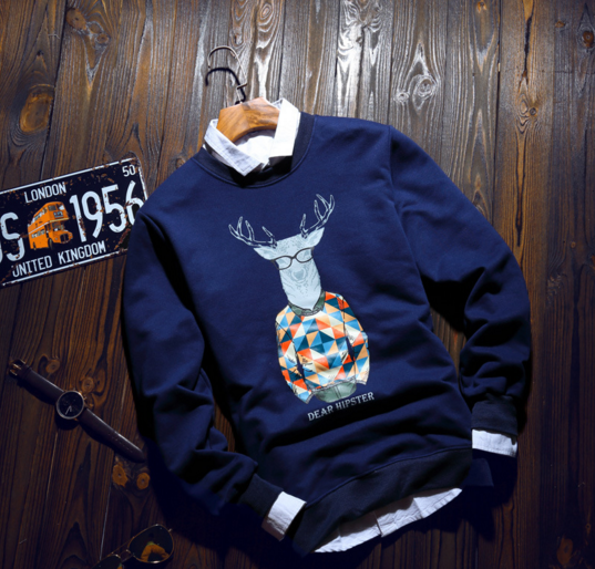Dear Hipster Sweatshirt (3 colors)