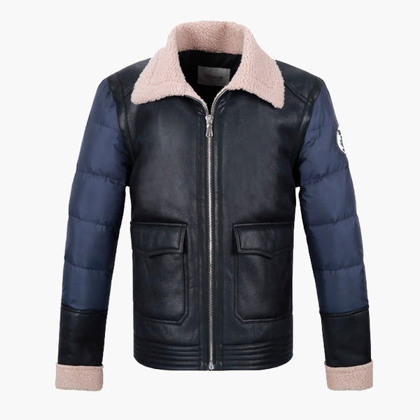 Sheep Collar Light Jacket