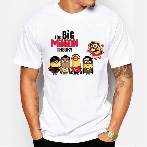 Printed Minion T-Shirt