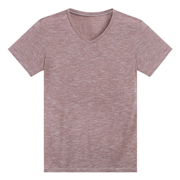Luxury V-Neck T-Shirt (3 colors)