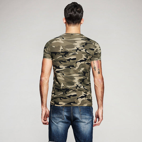 Casual Army T-Shirt
