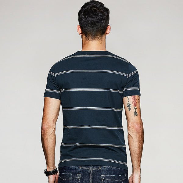 Striped Italian T-Shirt