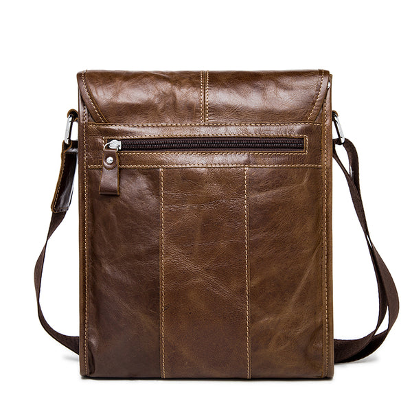 Leather Locarno Bag (2 colors)