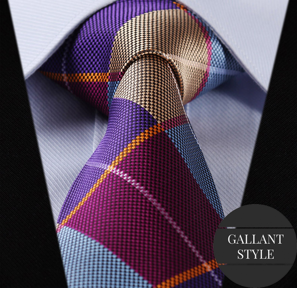 Figured Gallant Tie