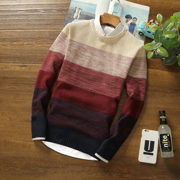 Classic German Jumper (3 colors)