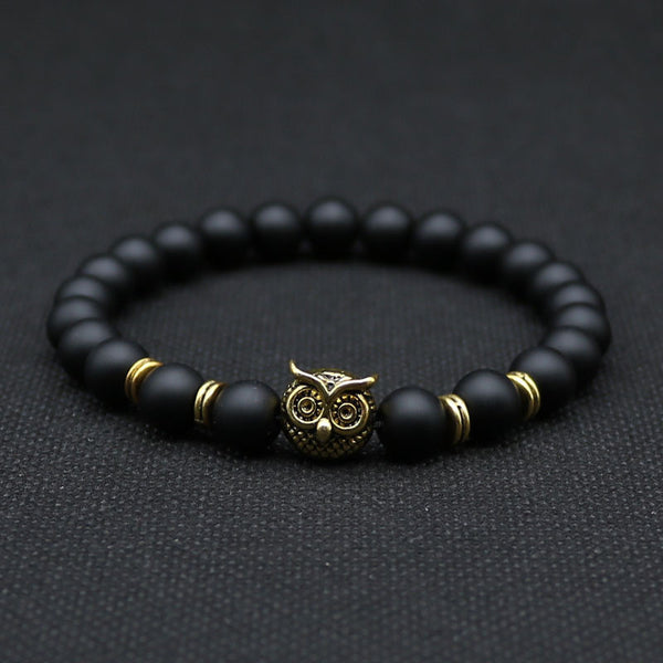 Luxury Owl Bracelet (2 colors)