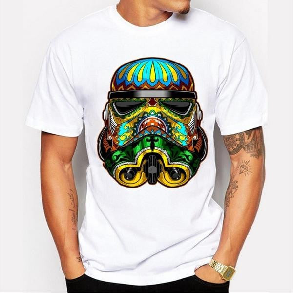 Printed Imperial Stormtrooper T-Shirt