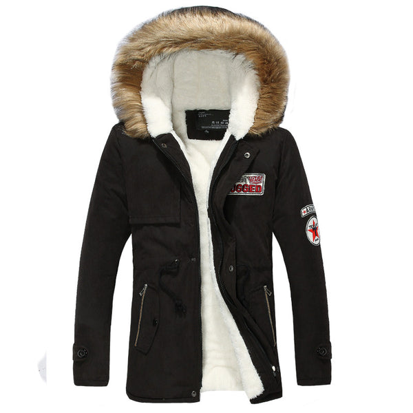 Casual Norwegian Parka (4 colors)