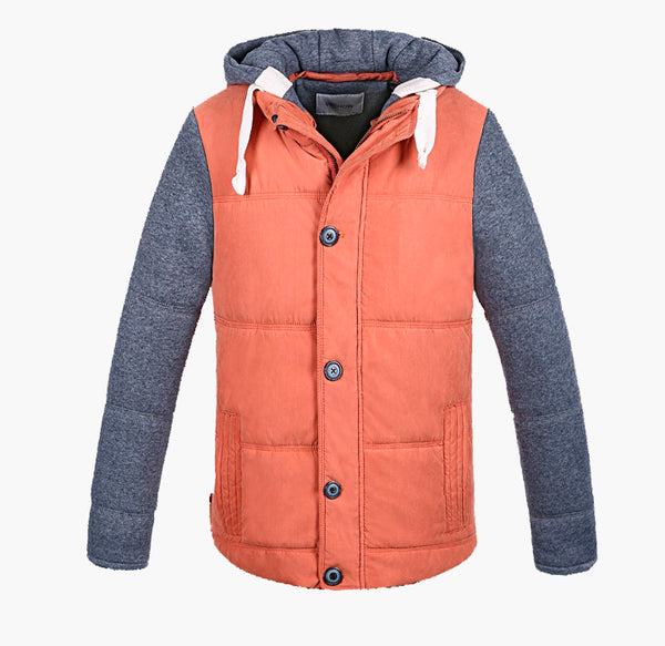 Casual Men's Winter Jacket (2 colors)