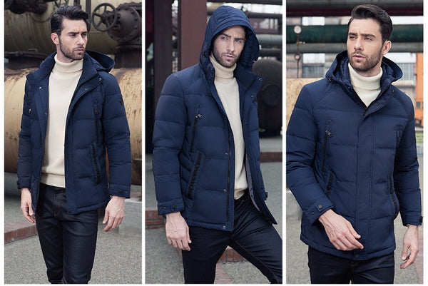 Urban Fashion Parka (2 colors)
