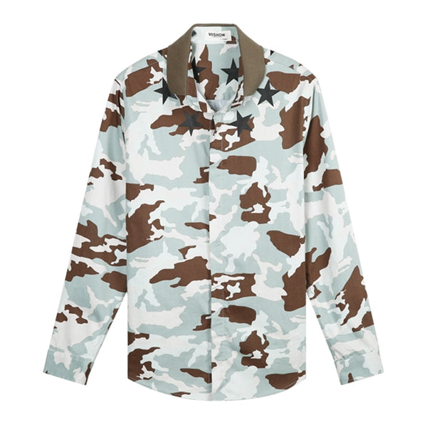 Army Style Shirt