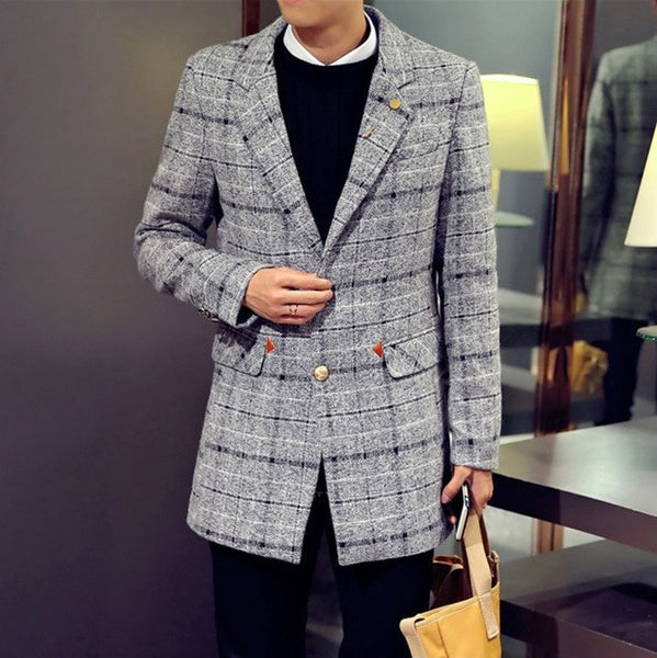 Wool Coat (4 colors)