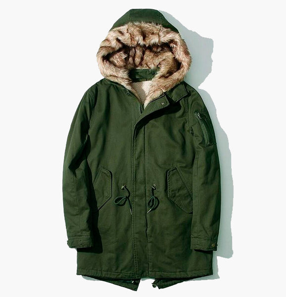 New 2017 Norwegian Parka (2 colors)