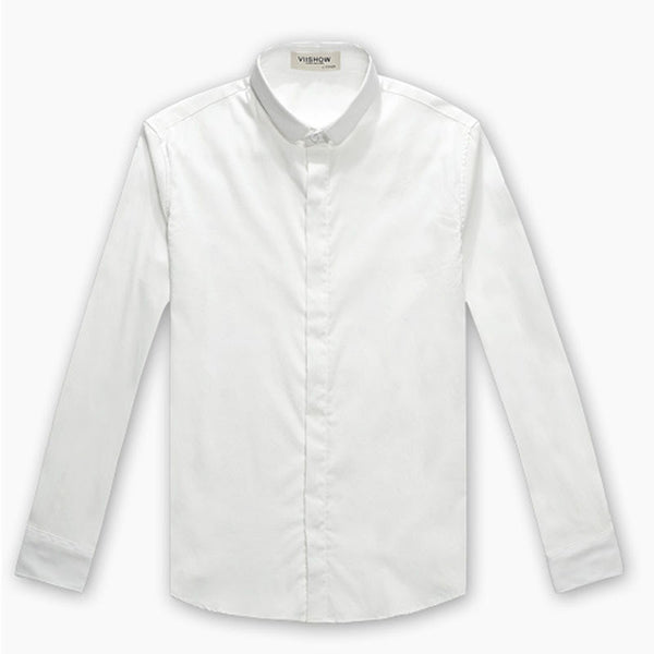 Gallant Casual White Shirt