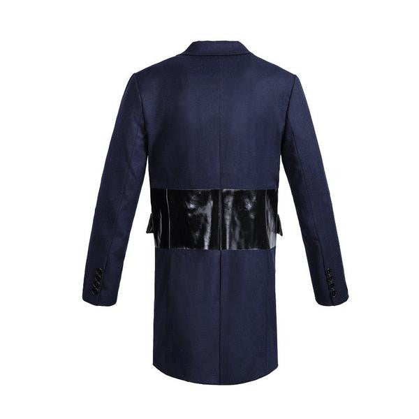 Gallant Blue Coat