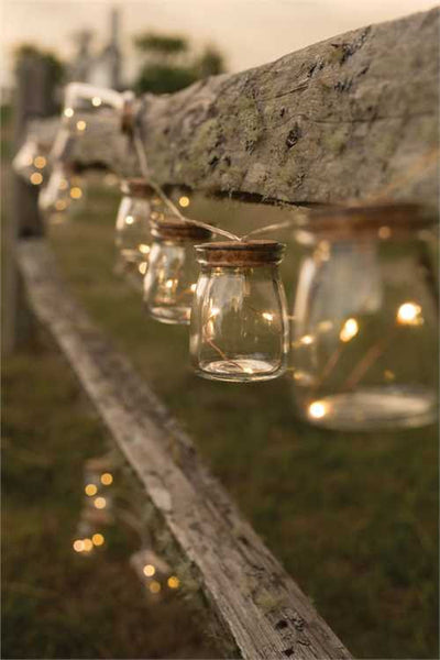 Glass LED Firefly Lights