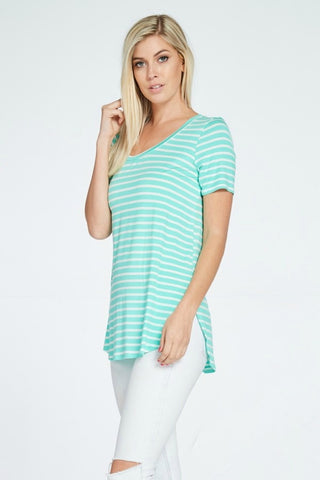 Kady Striped Tee