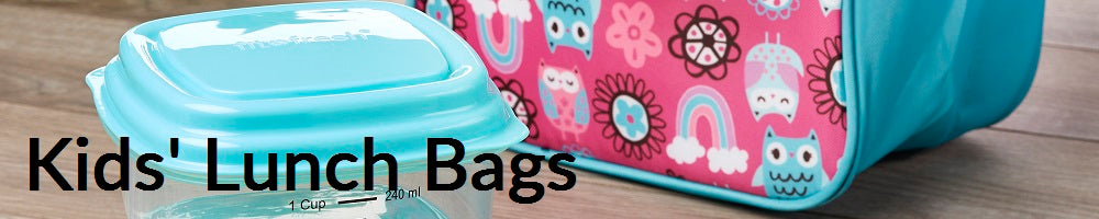 Fit & Fresh Kids' Lunch Bags