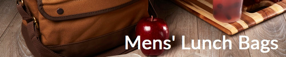 Fit & Fresh Mens' Lunch Bags