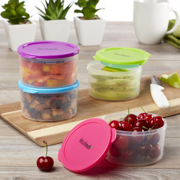 Healthy Living 1 Cup Chilled Container Set