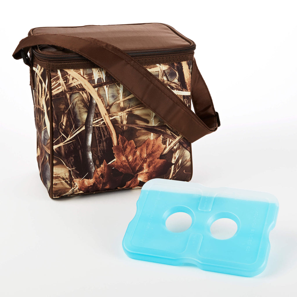 Jesse Insulated Lunch Bag with Ice Pack (Realtree MAX-4® Camo)